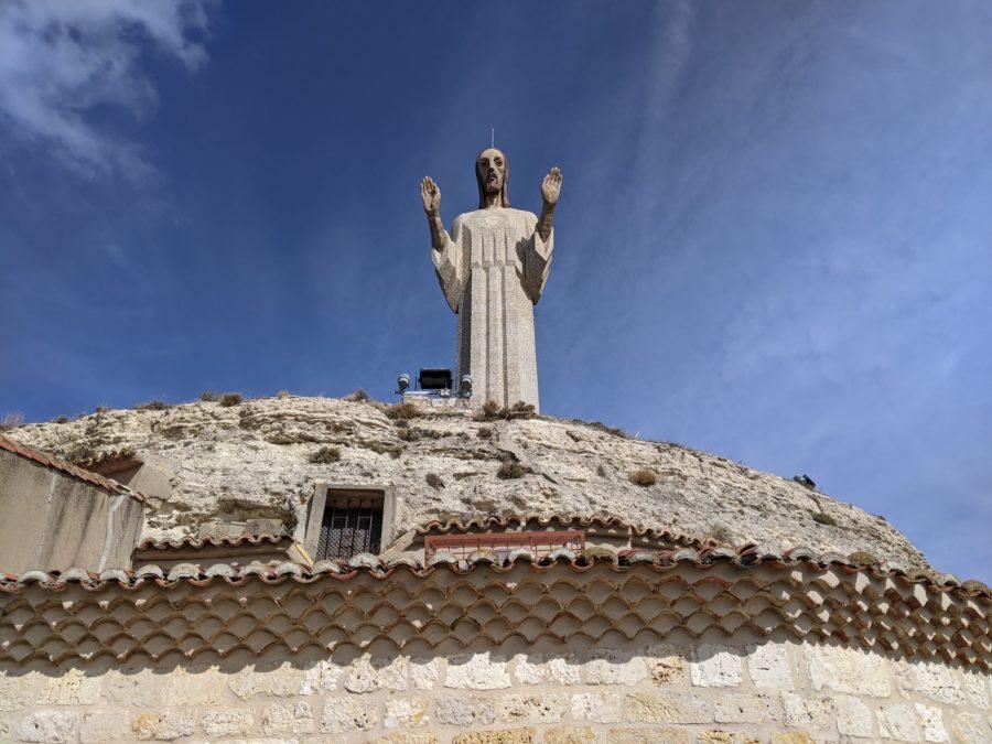 El Cristo del Otero, uno de los iconos que ver en Palencia capital