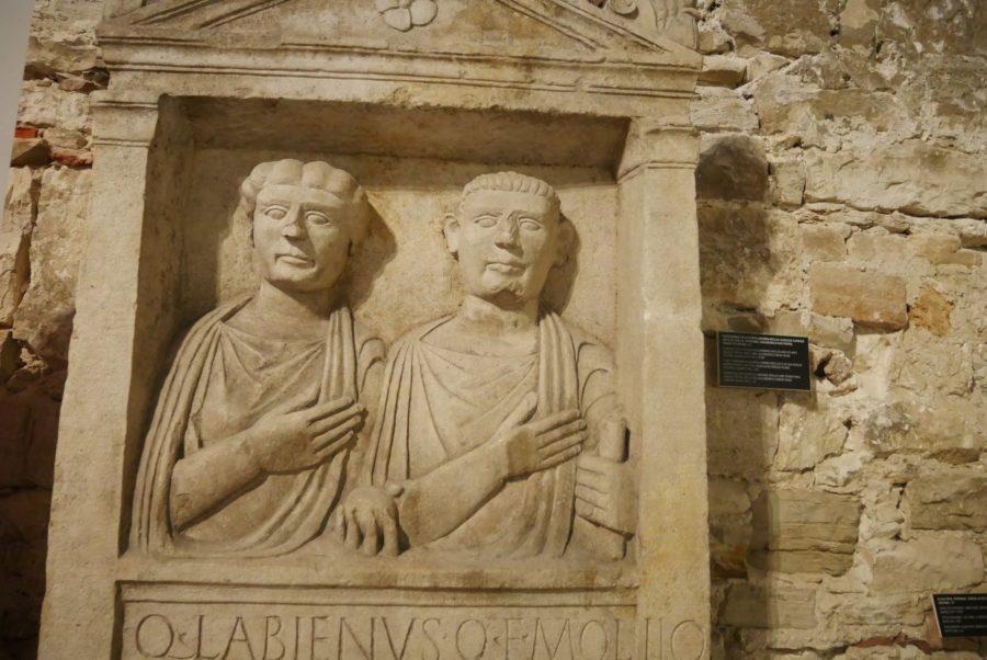 Esculturas romanas, Pula