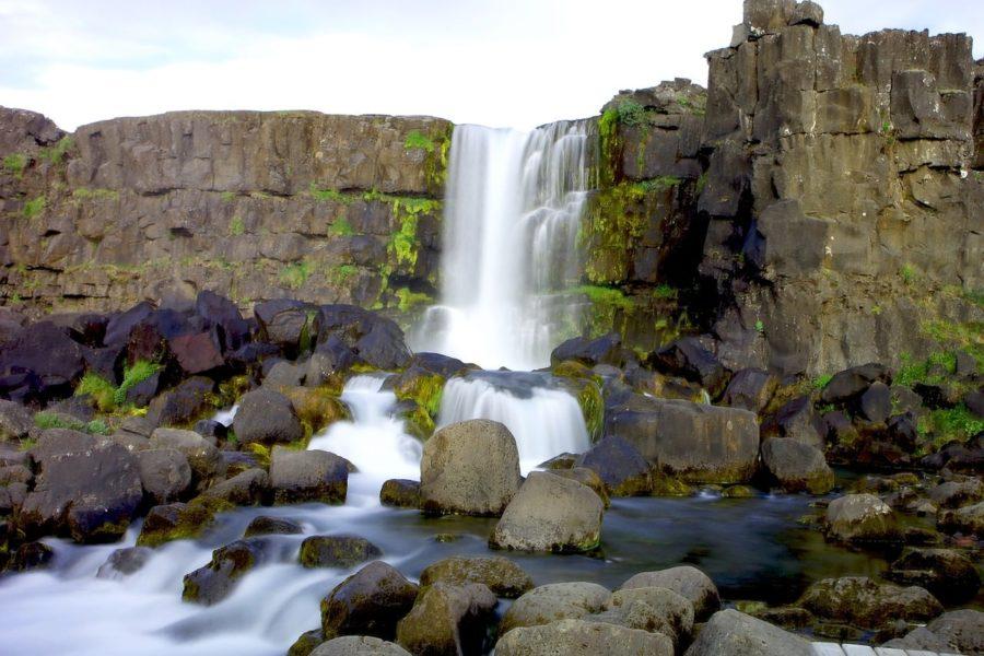 Öxarárfoss, cascadas de Islandia
