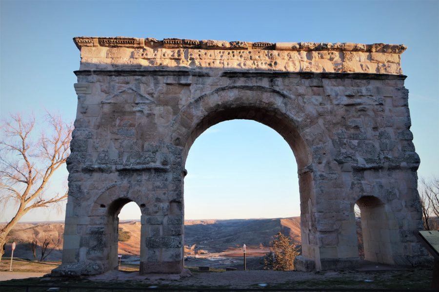 Arco Romano, qué ver en Medinaceli, Soria
