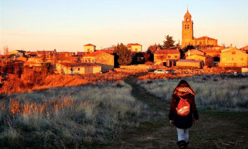 Atardecer en Medinaceli, qué ver en Castilla y León