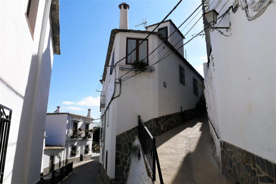 Callejuelas, qué ver en Bérchules, Granada