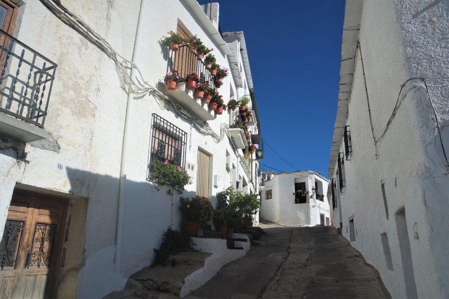 Calles de Capileira, Granada