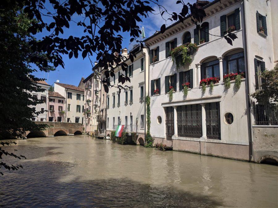Canales que ver en Treviso, el Véneto