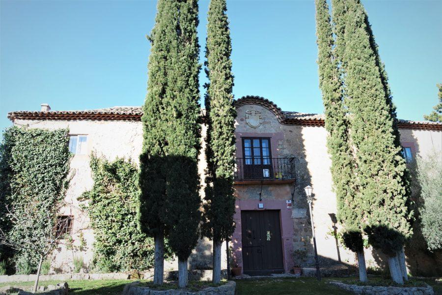 Casa El Cuartel, alojamiento en Medinaceli