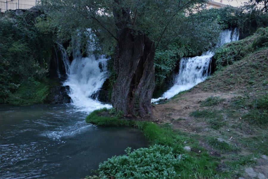 Cascadas de Trillo, pueblos de La Alcarria