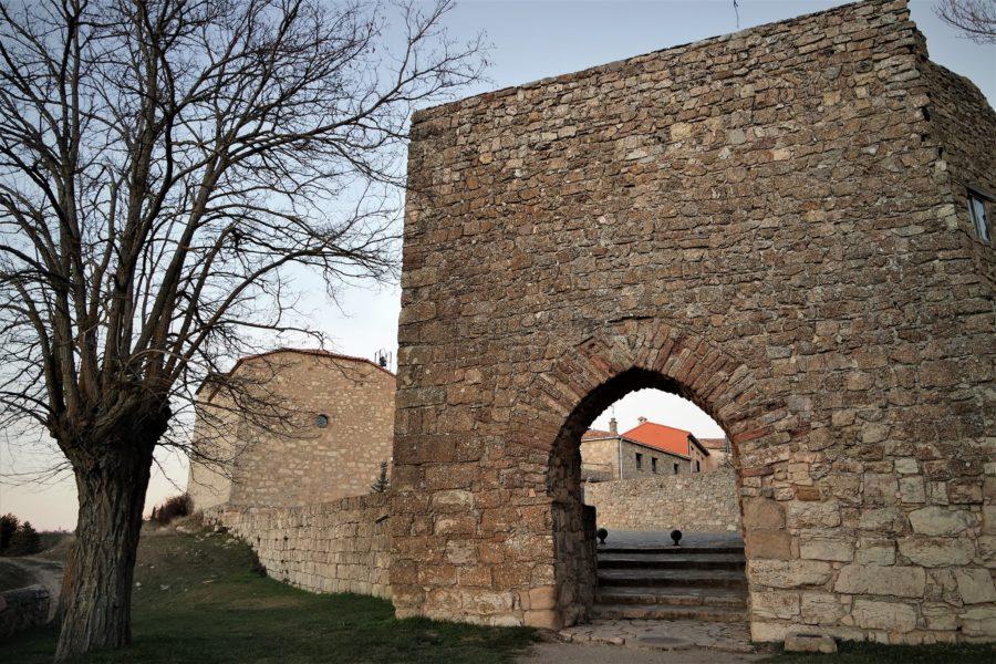 La Puerta Árabe, qué ver en Medinaceli, Soria