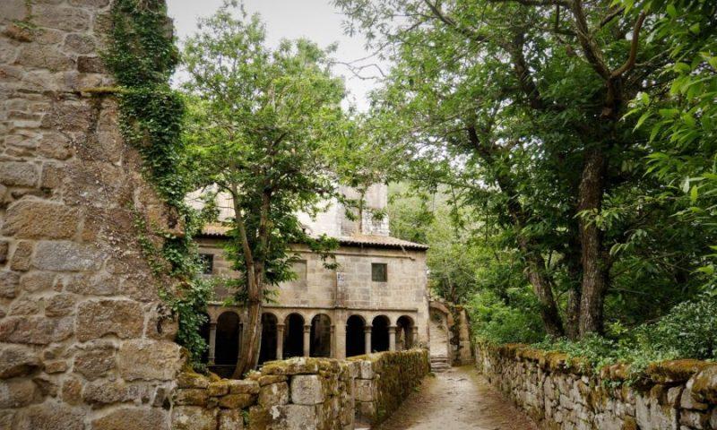 Monasterio de Santa Cristina Ourense