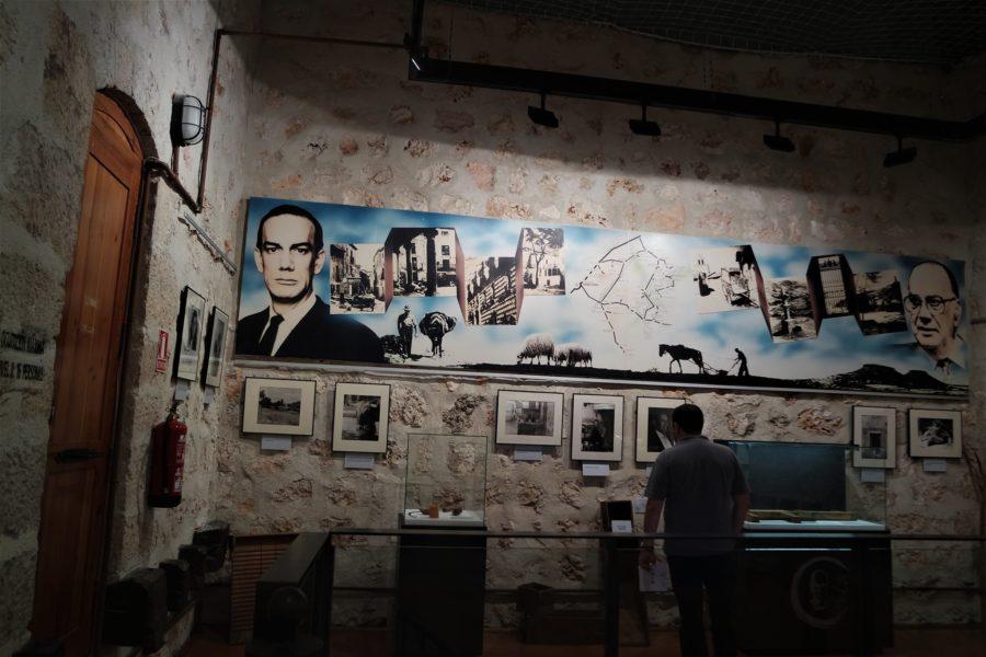 Museo de El Viaje a La Alcarria en el castillo de Torija