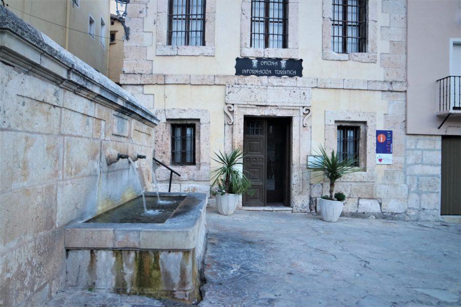 Oficina de Turismo de Brihuega