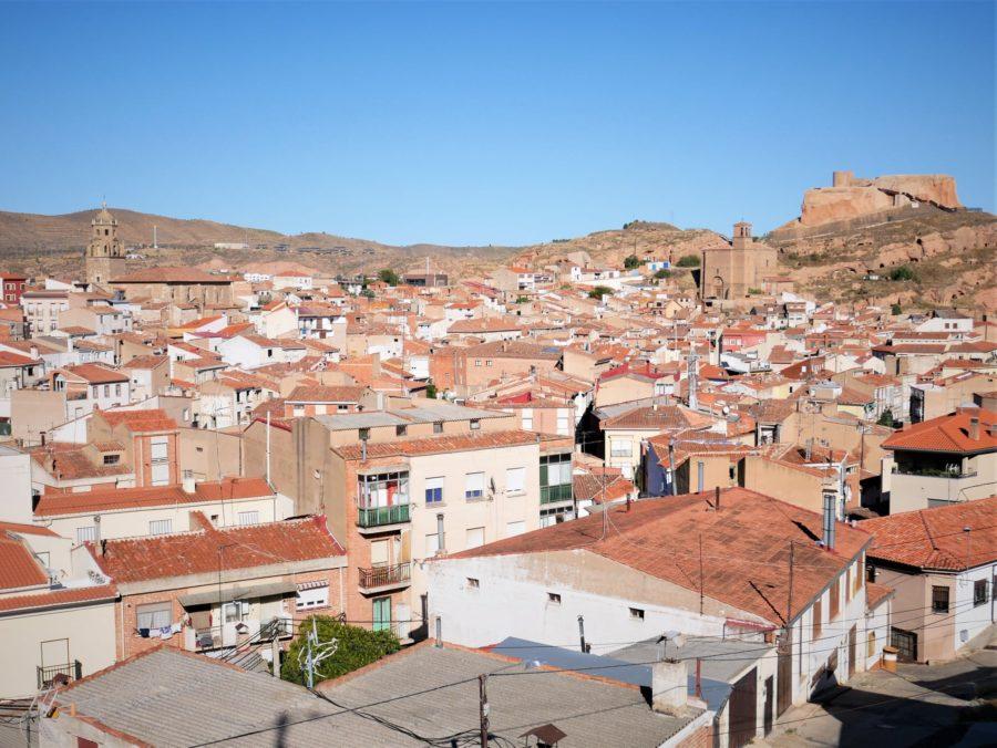 Panorámica de Arnedo, La Rioja Baja