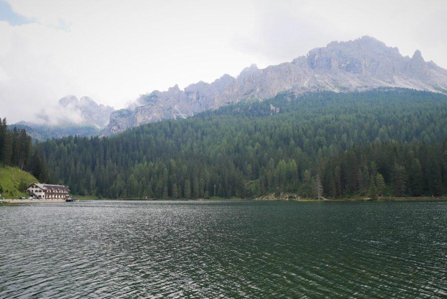 Lago de Misurina, lagos de Los Dolomitas
