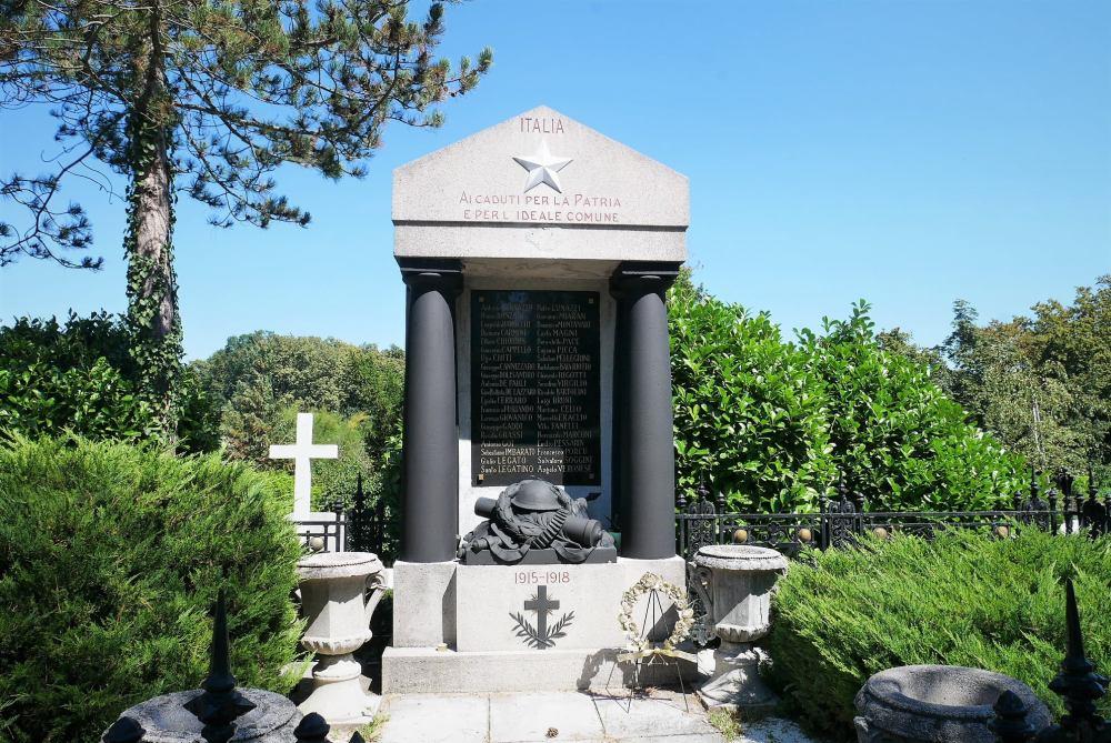 Mausoleo de la Primera Guerra Mundial en Mirogoj, Zagreb