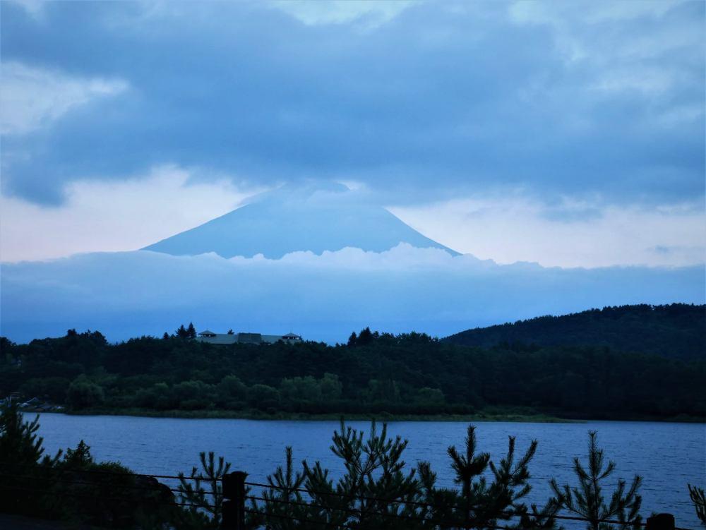 Monte Fuji, viaje a Japón