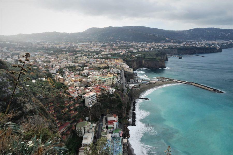 Ruta por el sur de Italia en coche
