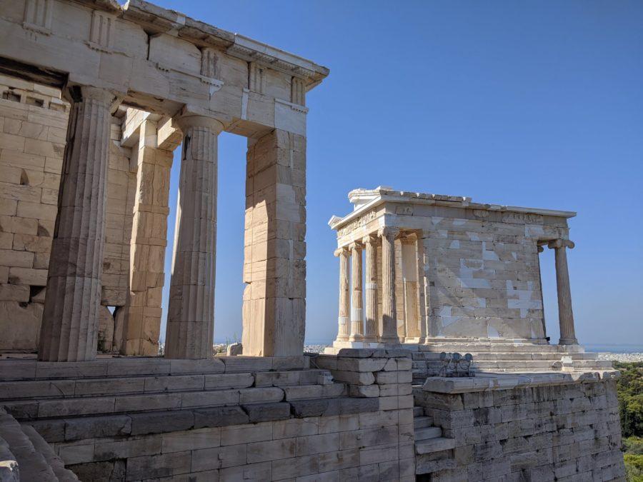 Templo de Atenea Nike, Acrópolis de Atenas
