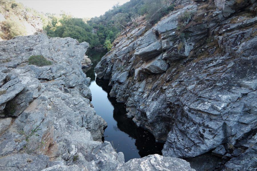 Cañón del río Mira