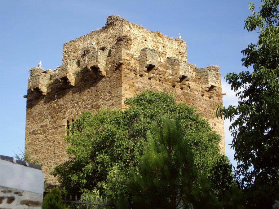 Castillo de Quintana del Marco, Sur de León