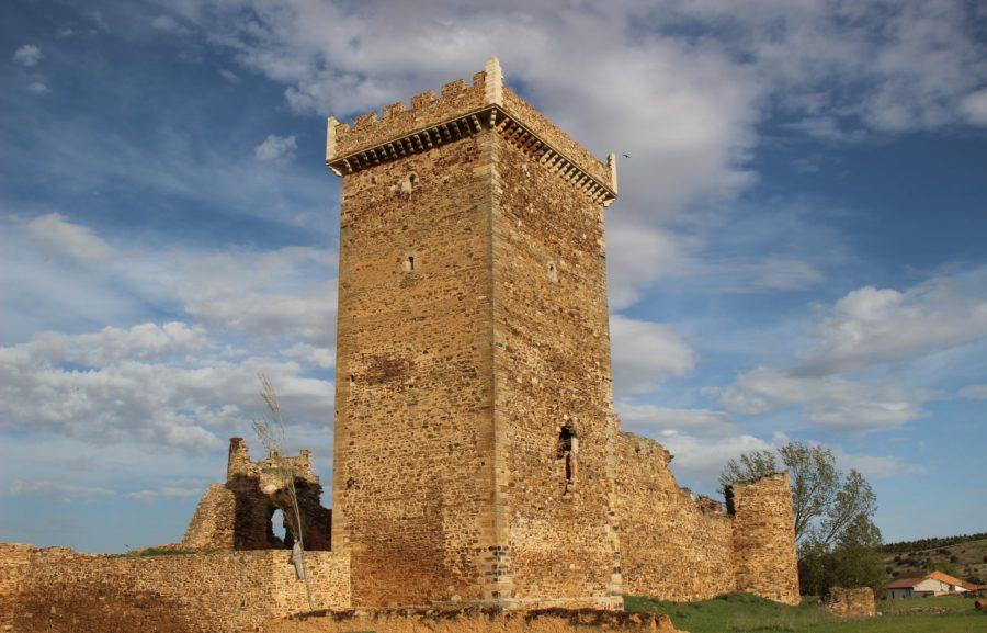 Castillo de Villanueva de Jamuz, Sur de León
