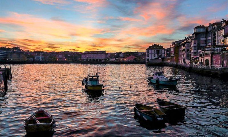 El puerto, qué ver en Luanco Asturias