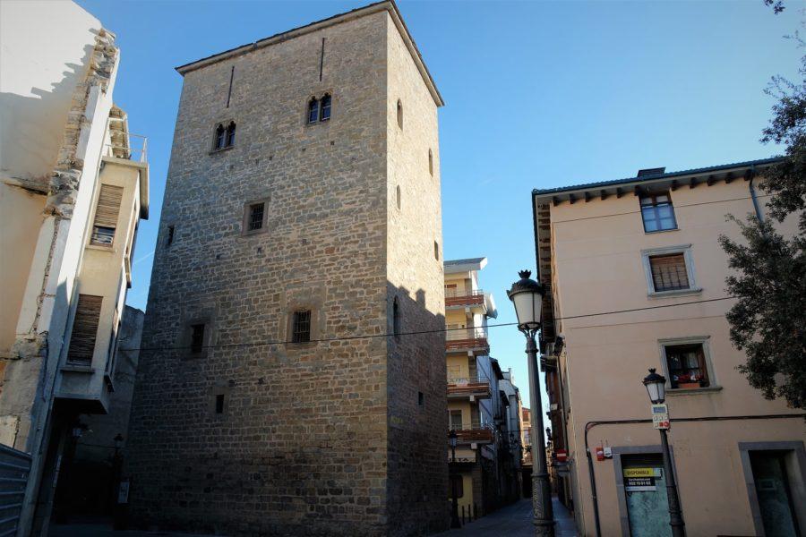 La Torre del Reloj, qué ver en Jaca