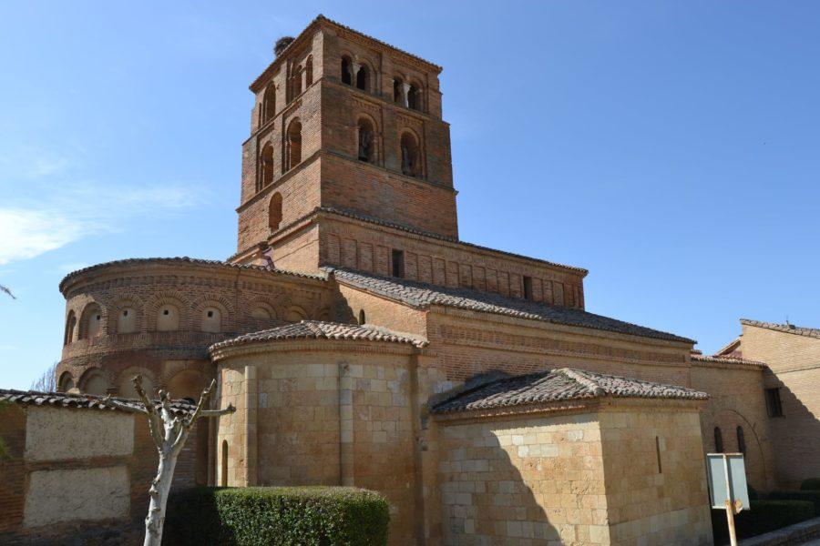 Monasterio de San Pedro de las Dueñas, el sur de León