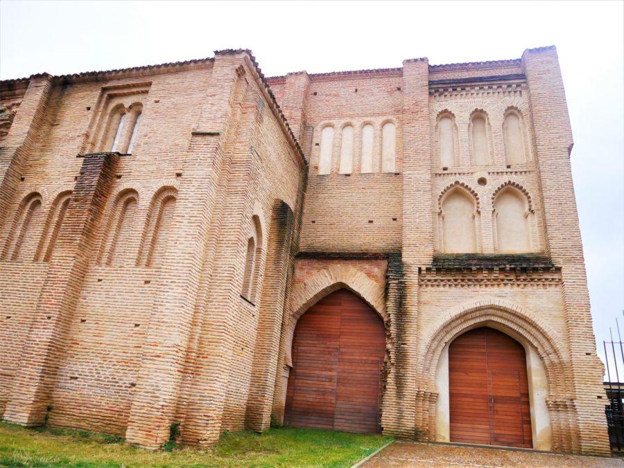 Monasterio de la Peregrina en Sahagún, Tierra de Campos