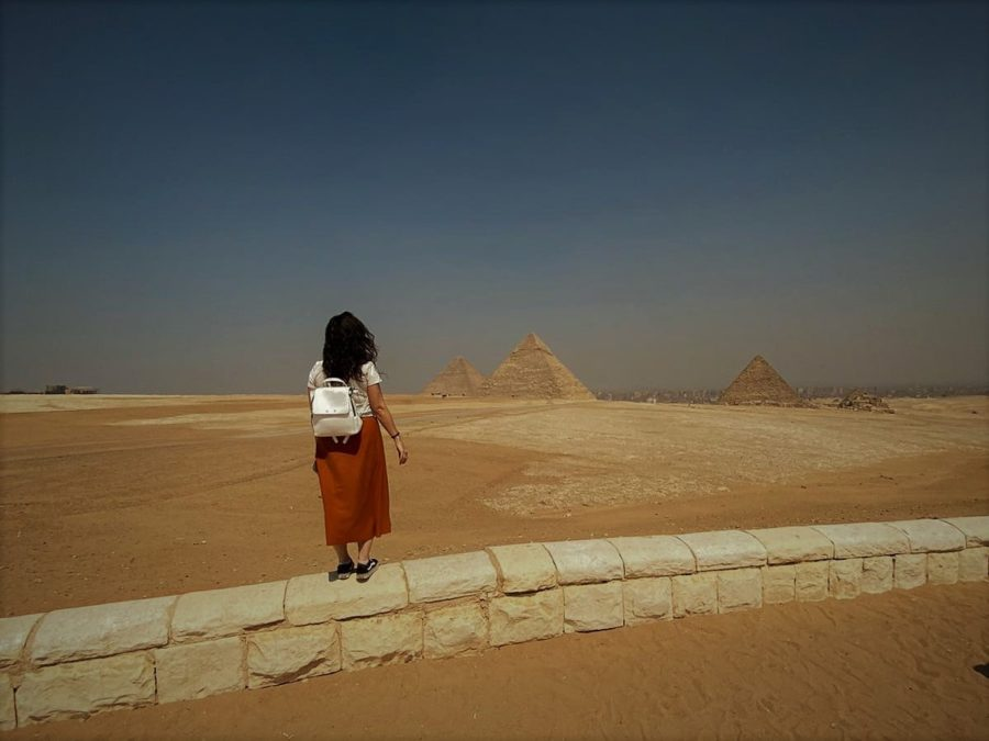 Las pirámides de Guiza, viajar a Egipto