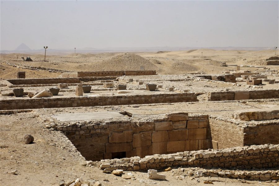 Necrópolis de Saqqara