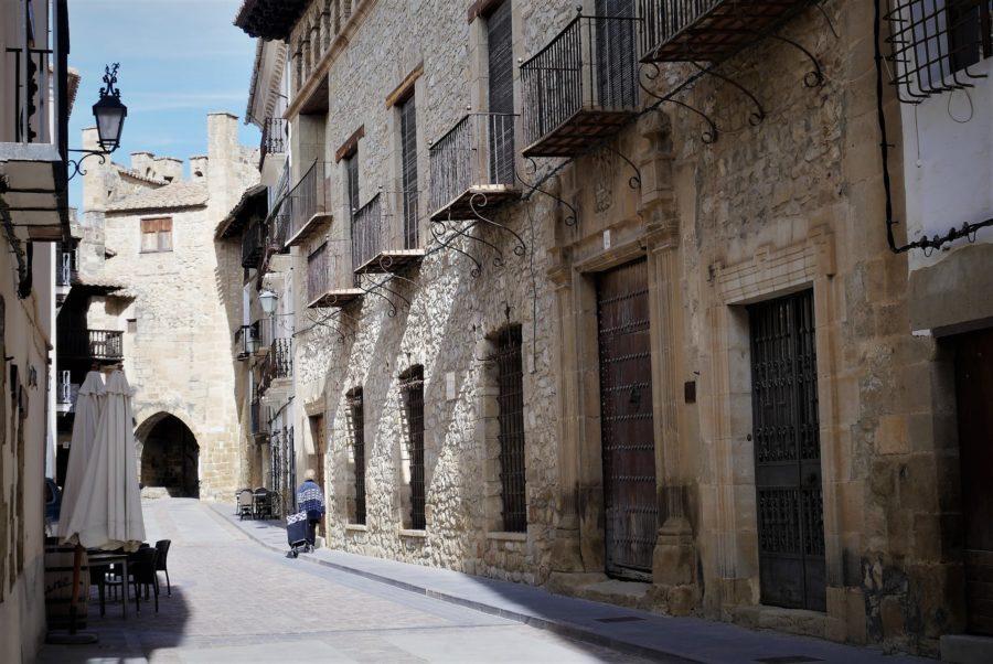 Casco medieval de Rubielos
