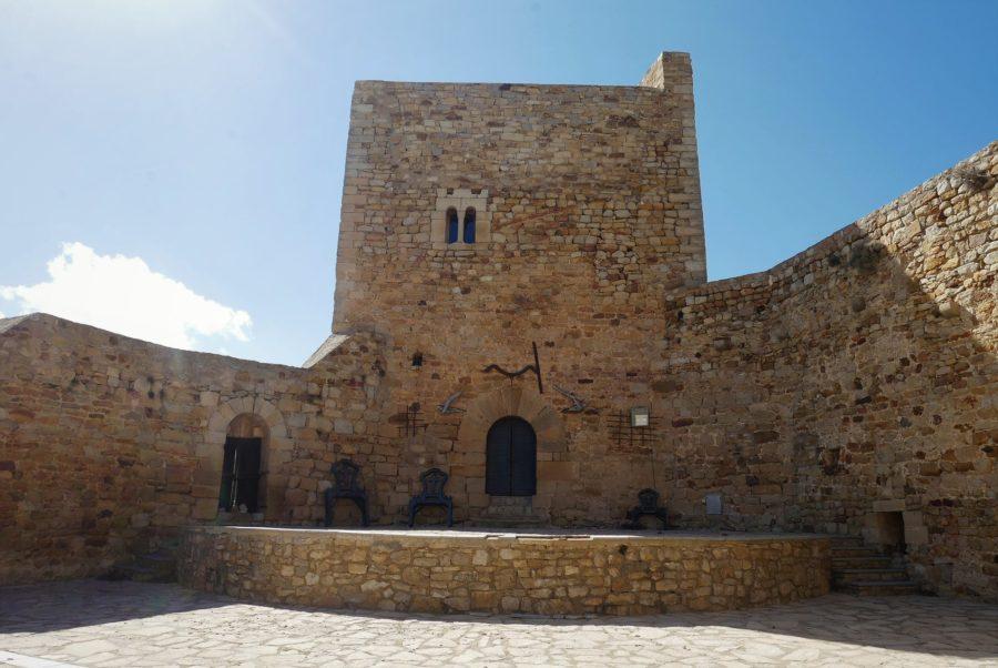 Castillo de Puertomingalvo, los pueblos más bonitos de Aragón
