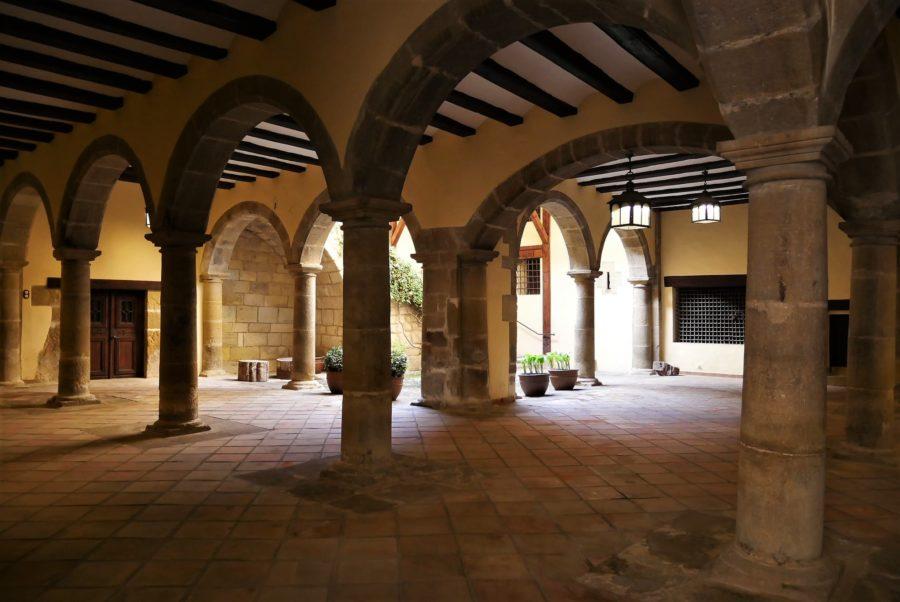 Lonja medieval de Rubielos de Mora