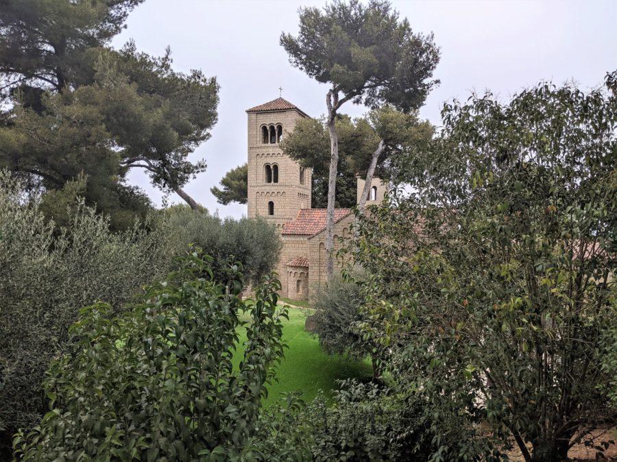 Monasterio en el Poble Espanyol