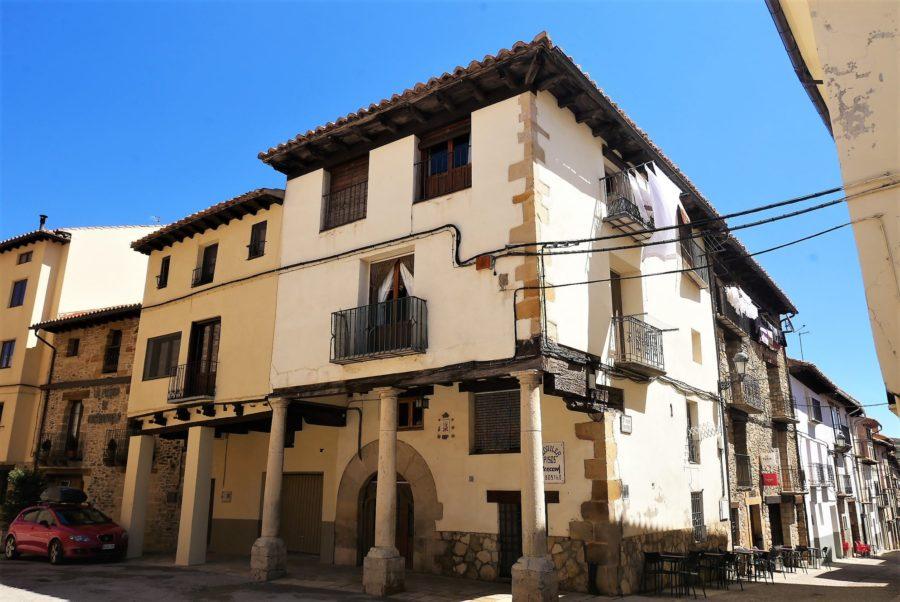 Mosqueruela, pueblos bonitos de Aragón