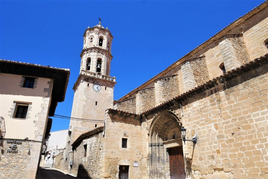 Mosqueruela, ruta por Gúdar - Javalambre en Teruel