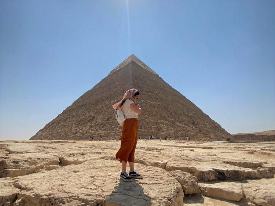 Pirámide de Kefrén, visita a las pirámides de Guiza en Egipto