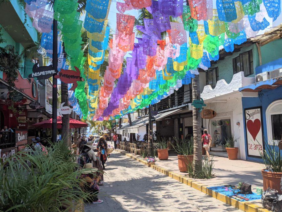 Calle de Sayulita