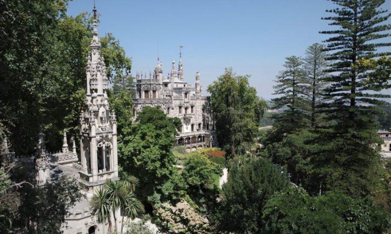 Visita a la Quinta da Regaleira, Sintra