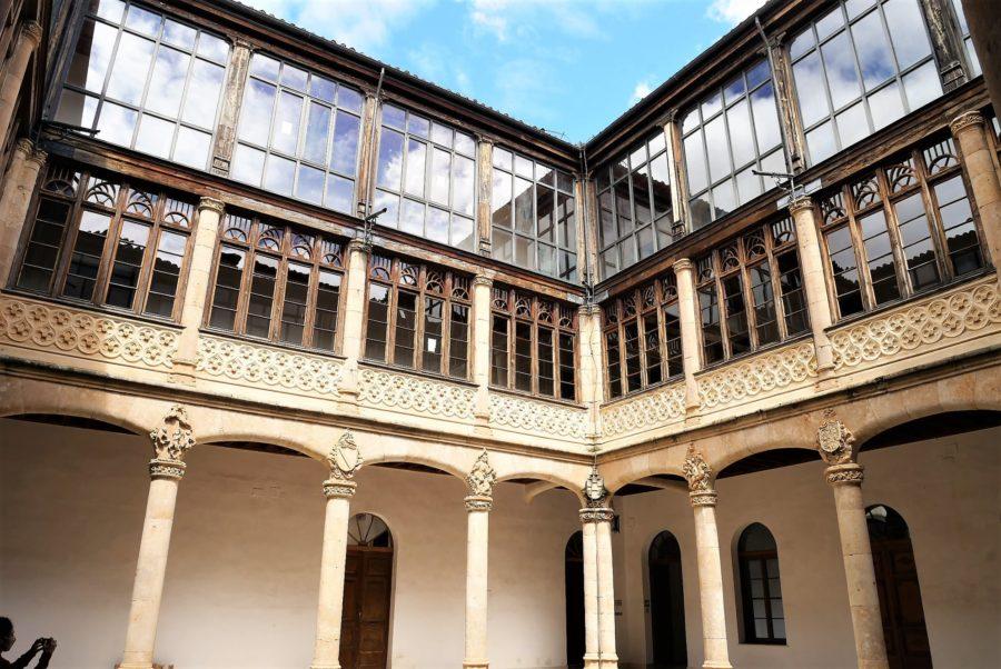 palacio de los Condes de Requena, Toro