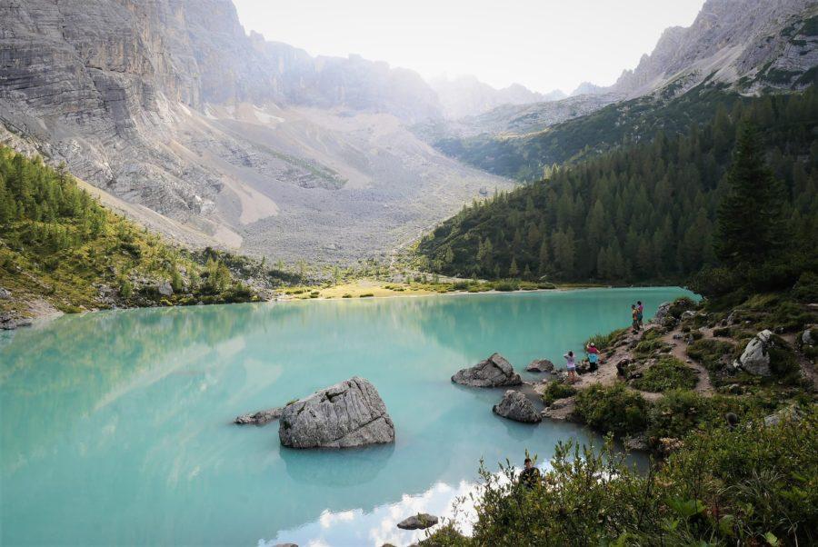 Lago di Sorapiss, Dolomitas