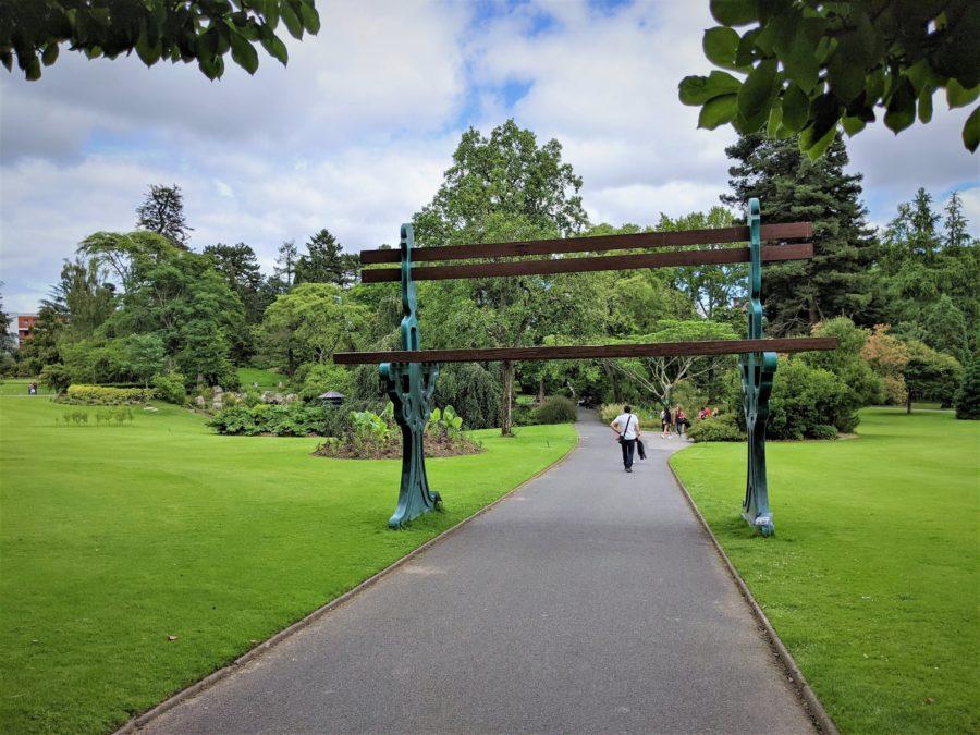 Le Jardin de Les Plantes, Nantes