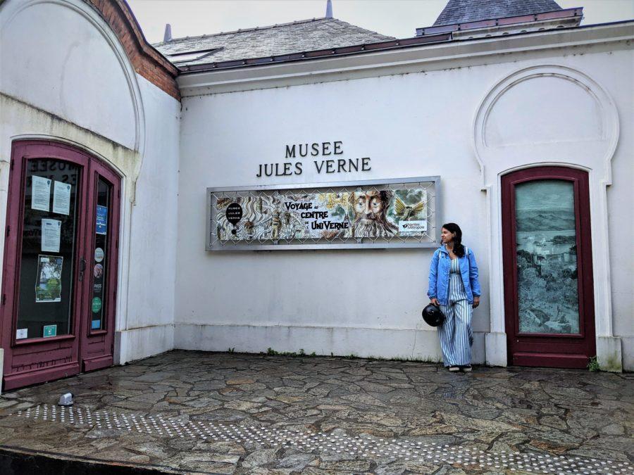 Museo de Julio Verne en Nantes