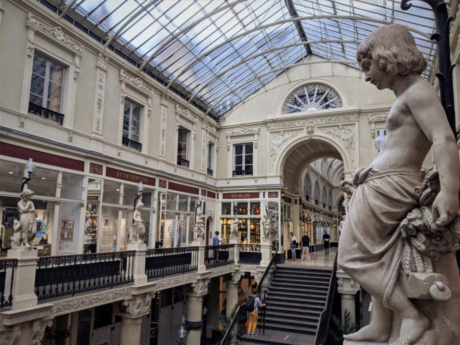 Pasage Pommeraye, Nantes