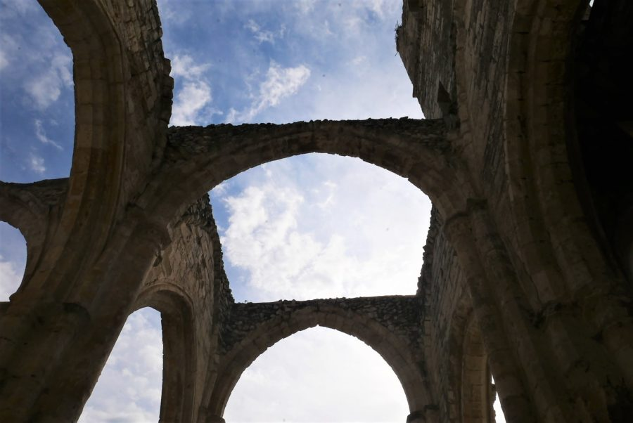 Ruinas de Santa Eulalia