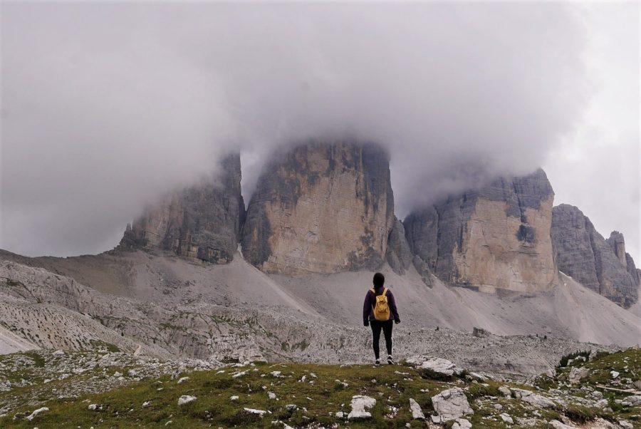 Tres Cimas di Lavaredo, rutas de senderismo en Dolomitas, Italia