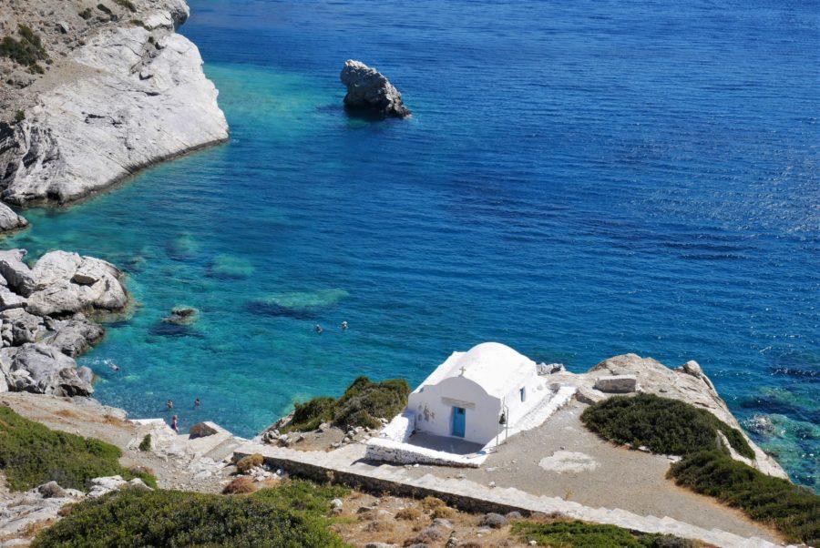 Agios Anna, Amorgos