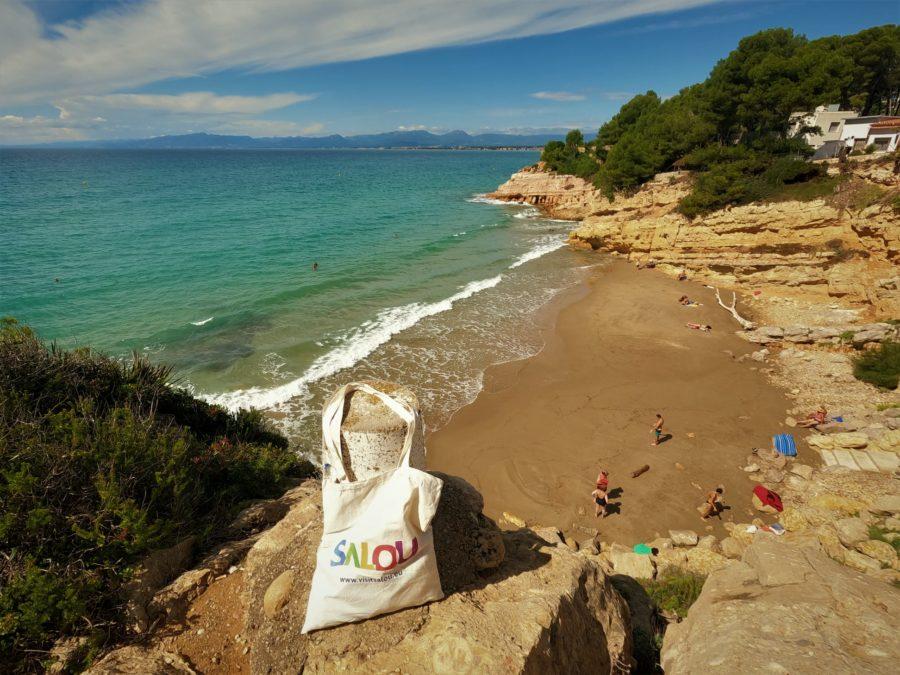 Cala de la Penya Tallada, qué hacer en Salou, Tarragona