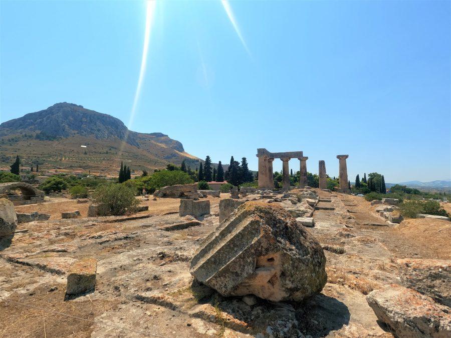 Ciudad de Corinto