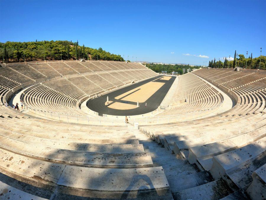 Estadio olímpico de Atenas, qué ver en Grecia en 10 días