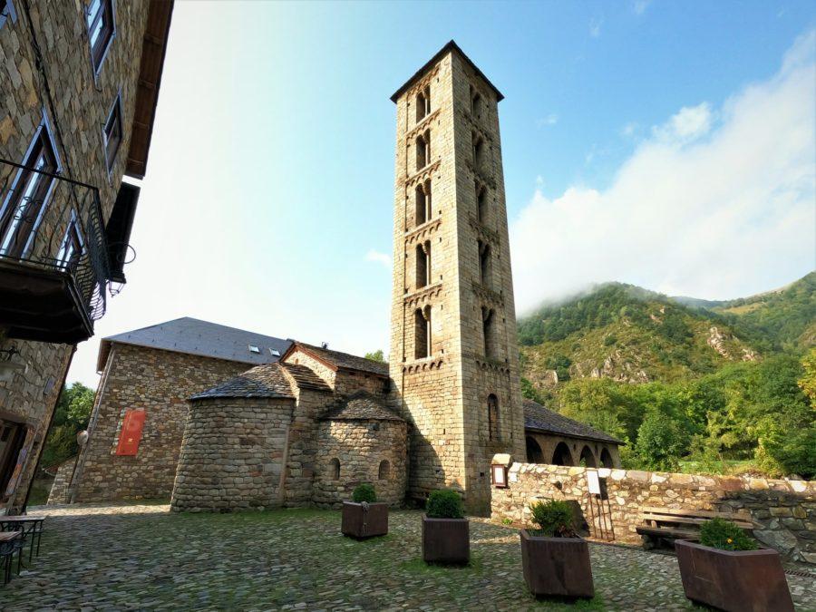Iglesia de Erill la Vall